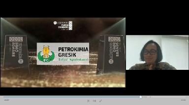 Photo of Petrokimia Gresik Dinobatkan sebagai Marketeer Omni Brand Of The Year 2020