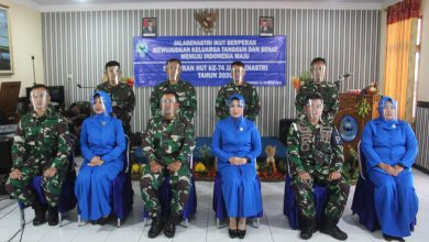 Photo of Dirgahayu Korps Suplai Ke-72, Danlanal Banyuwangi Berikan Ucapan Selamat
