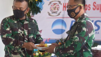 Photo of Lantamal V Peringati Hari Jadi Ke – 72 Korps Suplai
