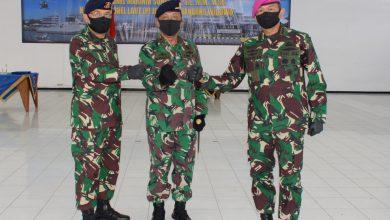 Photo of Kolonel Laut (P) Johanes Djanarko Wibowo Jabat Danpuslatdiksarmil Kodiklatal