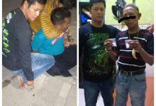 Photo of Polsek Ujungpangkah Borgol Dua Budak Narkoba