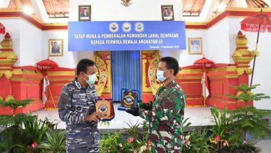 Photo of Pembekalan Danlanal Denpasar Kepada Perwira Remaja AAL Angkatan 65