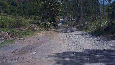 Photo of Jalan Tambang Desa Bago Dalam Waktu Dekat Bisa Di Lalui