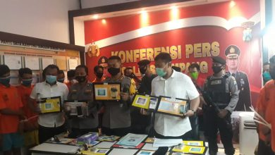 Photo of Operasi Tumpas Semeru Satresnarkoba Amankan 23 Budak Narkoba, Diantaranya Jaringan Sokobanah