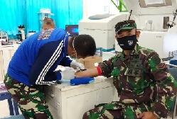 Photo of Prajurit PNS Kodiklatal Laksanakan Urikkes Sebagai Persyaratan Usulan Kenaikan Pangkat