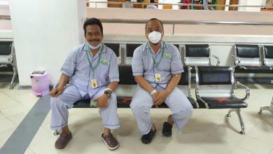 Photo of Hasil Tes Covid-19 Negatif, Qosim dan Dokter Alif Optimis Ikuti Tes Kesehatan
