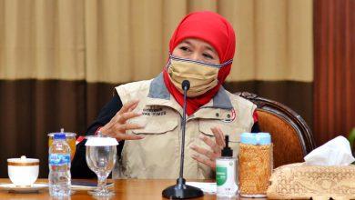 Photo of Gubernur Khofifah Pastikan Wacana Ujicoba Konser di Jatim Batal Digelar
