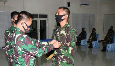 Photo of Komandan Kodikopsla Kodiklatal Laksma TNI Agus Haryadi Tutup Dikmapa PK XXVII Tahap Kematraan
