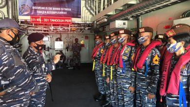 Photo of 55 Taruna AAL Tingkat IV Dilibatkan dalam Latopslagab 2020
