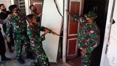 Photo of Danlanal Batuporon Buka Karya Bakti TNI Rutilahu TA. 2020 di Desa Padelegen