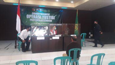 Photo of Tidak Pakai Masker, Oknum ASN DPUPR Terjaring Operasi Yustisi
