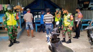 Photo of Sinergitas TNI-POLRI Terjalin Erat Dalam Patroli Gabungan Penegakan Disiplin Protokol Kesehatan