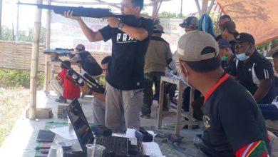 Photo of Lomba Menembak KSAS Shoting Club, Eriq sabet Juara 1 Di Tiga Kelas Berbeda