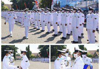 Photo of Komandan Kodiklatal Lantik Siswa Diktukba TNI AL Angkatan Ke-50