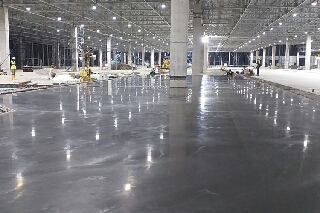 Photo of SIG Pasok Beton Untuk Konstruksi Lantai Industri