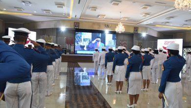 Photo of AAL Ikuti Upacara Hari Kesaktian Pancasila Virtual