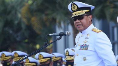 Photo of Exit Briefing Gubernur AAL, Laksda TNI Edi Sucipto Pamitan Jelang Sertijab