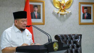 Photo of Temui Presiden, pimpinan DPD RI bahas aspirasi 21 provinsi penghasil sawit dan UU Jaminan Produk Halal
