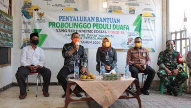 Photo of Peduli Dampak Covid -19 Pemkot Dan Baznas Kolaborasi Salurkan Bantuan