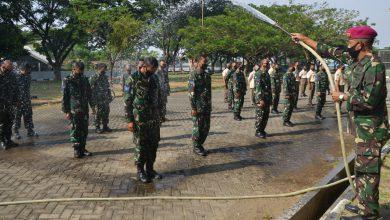 Photo of Dandenma AAL Resmikan Kenkat 48 Prajurit dan PNS AAL Kalawaktu 1 Oktober 2020