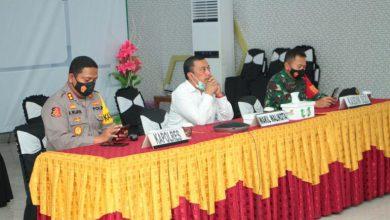 Photo of Wawali Subri Dan Forkopimda Simak Paparan Harmonisasi UU Cipta Kerja