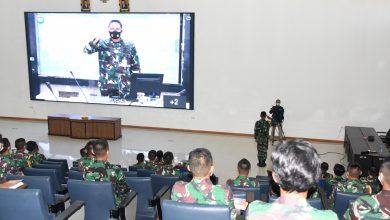 Photo of 40 Pasis Pa PK TNI AL Angkatan ke-27 Selesai Ikuti Pembekalan