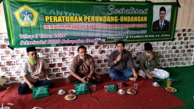 Photo of Syarul Munir : Sosialisasi Perda Dan Perbup Agar Masyarakat Paham