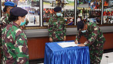 Photo of Prajurit Kodikdukum Kodiklatal Laksanakan Penandatangan Pakta Integritas