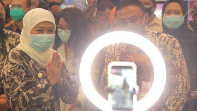 Photo of Jatim Fair Virtual Tahun 2020 Resmi Dibuka, Gubernur Khofifah Dorong Transformasi Digital Pelaku UMKM