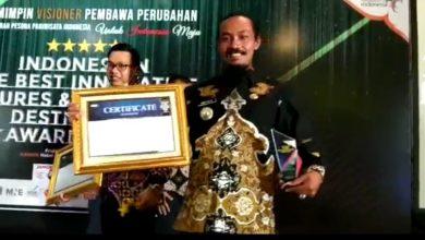 Photo of Setigi Sabet Penghargaan di Ajang Indonesian The Most Potential Destination Awards 2020 di Bali