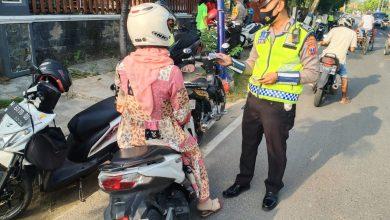 Photo of Dua Hari OPS Zebra Semeru Satlantas Polres Sampang Tindak 137 Pelanggar