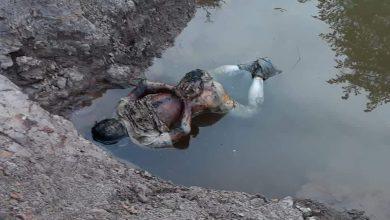 Photo of Mr X Ditemukan Mengapung di Kubangan Air, Dengan Tangan dan Kaki Di Ikat