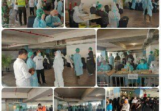 Photo of Pemkot Surabaya juga Keliling Mal untuk Swab Pegawai Salon hingga Klinik Kecantikan