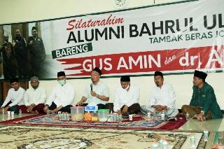 Photo of Alumni Ponpes Bahrul Ulum Jombang Titip QA Jalankan Amanah  Masyarakat Gresik Dengan Jujur