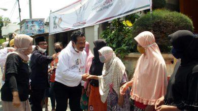 Photo of Dengarkan Aspirasi dan Sapa Warga Pak Qosim dan Mas Alif Blusukan ke Perkampungan di Kecamatan Kota