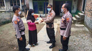 Photo of Jum at Barokah Polsek Gajah Polres Demak Bakti Sosial