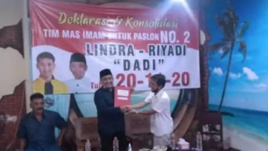 Photo of Eks Calon Bupati Tuban Imam Sholikin, Berbeda Dukungan Dengan Partainya
