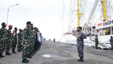Photo of Wagub AAL Lepas Keberangkatan Taruna AAL Satlat KJK 2020 Menuju Sorong