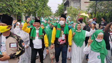 Photo of Disambut antusias Warga Ujungpangkah, Qosim Alif Akan Dorong Pariwisata Desa Maju Bersama Seperti Wagos dan Setigi