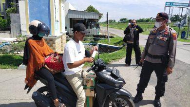 Photo of Polsek Gajah Bersama TNI Menggelar Operasi Yustisi Penanganan Covid -19
