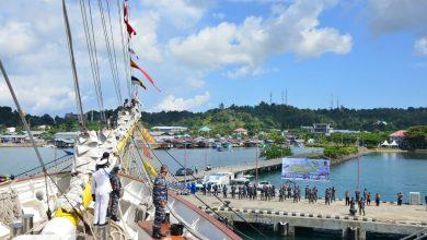 Photo of Satlat KJK 2020 Tiba Di Bumi Cendrawasih Papua