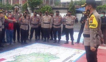 Photo of Ribuan Pasukan Pengamanan Pilkada Tuban Telah di Sebar Ke Desa-Desa di 20 Kecamatan