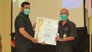 Photo of Empat Kepala OPD Kota Probolinggo Terbaik Kinerja Award Tahun 2020