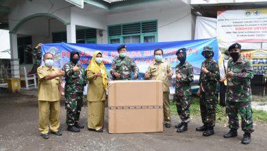 Photo of Jelang HUT ke-58 Kowal, LPPM AAL Gelar Bakti Sosial