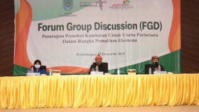 Photo of Dispopar Gelar FGD 50 Orang Pengusaha Pariwista Kota Probolinggo