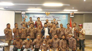 Photo of Syuhud Kembali Pimpin Gerbong KWG Periode 2020-2022
