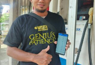 Photo of True Story : Penjual Bensin Withdrawal 150 juta dengan Aplikasi AI Wisefx