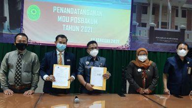 Photo of Penandatanganan MOU Layanan Hukum di Pengadilan Agama Gresik