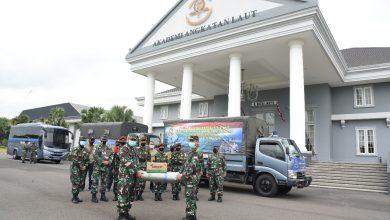 Photo of Wagub AAL Lepas Tim Bantuan Kemanusiaan AAL untuk Penanggulangan Bencana