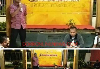 Photo of Membangun Sinergitas Bersama Dengan Awak Media Melalui Silaturahmi
